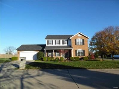 4924 Granite Drive, Smithton, IL 62285 - #: 17048946