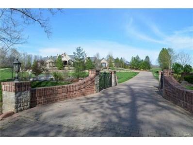 4 Slate River Way, Wentzville, MO 63385 - MLS#: 17049806