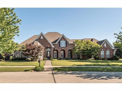 41 Old Governor Place, St Charles, MO 63301 - MLS#: 17050134