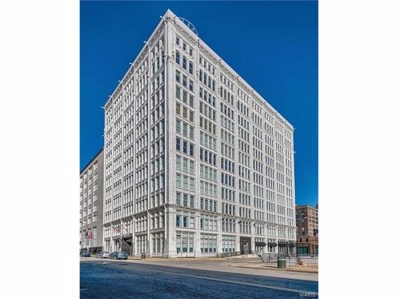 1501 Locust Street UNIT 1008, St Louis, MO 63103 - MLS#: 17051547