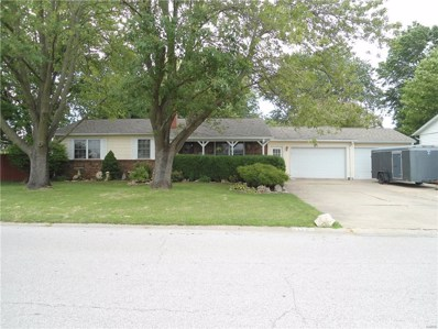 129 Rosewood, Jerseyville, IL 62052 - MLS#: 17052246