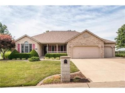 5621 Stone Villa, Smithton, IL 62285 - #: 17052393