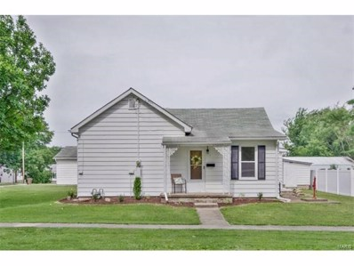 510 Clay Street, Jerseyville, IL 62052 - MLS#: 17052874