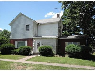 301 E Chestnut, Gillespie, IL 62033 - MLS#: 17053089