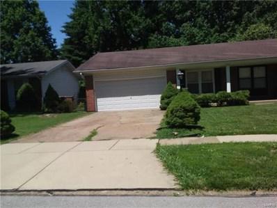 11301 Parkmont Drive, St Louis, MO 63138 - MLS#: 17053426