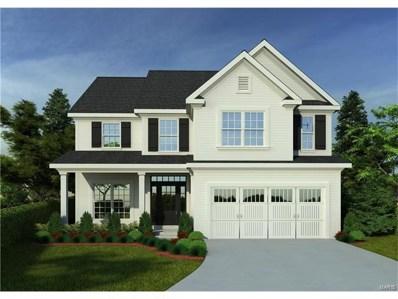 549 Mistletoe Lane, Kirkwood, MO 63122 - MLS#: 17053585