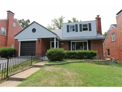 8028 Cornell Avenue, St Louis, MO 63130 - MLS#: 17054367