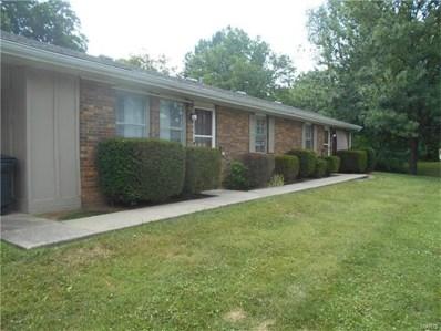 345 W H, Belleville, IL 62226 - MLS#: 17058798