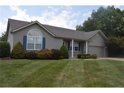 1545 Round Top Ridge, O\'Fallon, IL 62269 - MLS#: 17059005