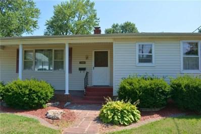 500 E Olive, Staunton, IL 62088 - MLS#: 17059140