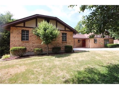 4410 Carriage Trace Drive, St Louis, MO 63128 - MLS#: 17059312