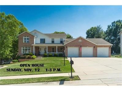 886 Prestonwood Drive, Edwardsville, IL 62025 - #: 17062590