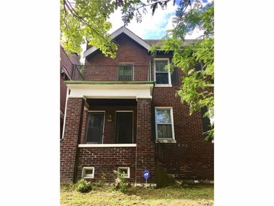 3204 Delor, St Louis, MO 63111 - MLS#: 17062995