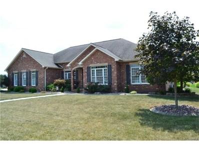 1098 Vossclare Lane, Breese, IL 62230 - MLS#: 17064228