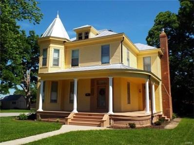 221 W Illinois Street, Trenton, IL 62293 - MLS#: 17064765