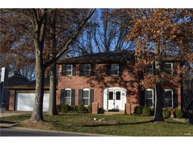 15503 Highcroft Drive, Chesterfield, MO 63017 - MLS#: 17065600