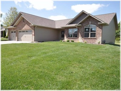 7804 Ambrose Crossing Drive, Maryville, IL 62062 - #: 17067399