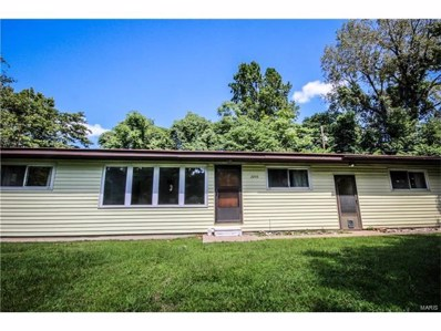 2206 Pleasant Ridge Road, Glen Carbon, IL 62034 - #: 17068915
