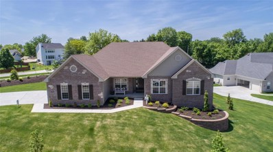 101 Ehlmann Farms Drive, Weldon Spring, MO 63304 - MLS#: 17068963