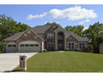 437 Highland Meadows Place, Wentzville, MO 63385 - MLS#: 17069771
