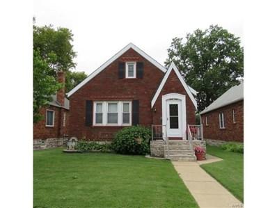 6040 Tholozan Avenue, St Louis, MO 63109 - MLS#: 17070554