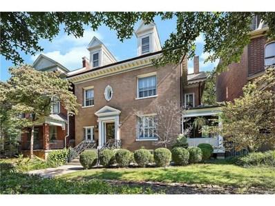 4547 McPherson Avenue, St Louis, MO 63108 - MLS#: 17071369