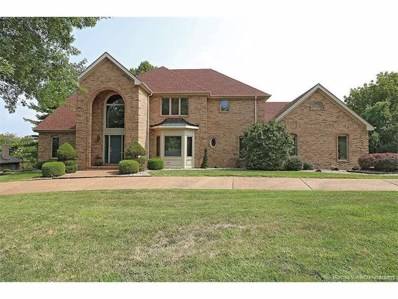 5534 Pine Wood Forest, St Louis, MO 63128 - MLS#: 17071892