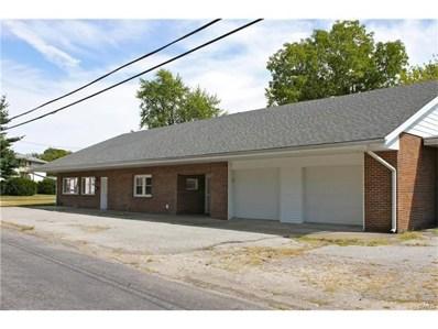 410 W Mulberry, Jerseyville, IL 62052 - MLS#: 17073058