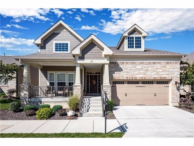 583 Triton Way Drive, Ellisville, MO 63011 - MLS#: 17074400