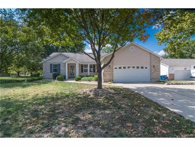 564 Clover Drive, Edwardsville, IL 62025 - #: 17076543