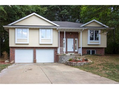 1381 Biscay Drive, Edwardsville, IL 62025 - #: 17076893