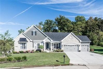 211 Wyndharbor Court, Wentzville, MO 63385 - MLS#: 17077139
