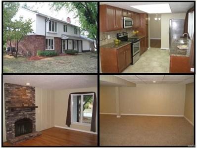 1455 Summerhaven Drive, St Louis, MO 63146 - MLS#: 17077381