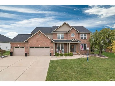 7043 Alston Court, Edwardsville, IL 62025 - #: 17078172