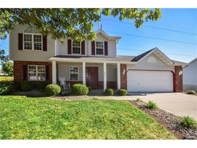 2732 Stone Valley Drive, Maryville, IL 62062 - #: 17078216