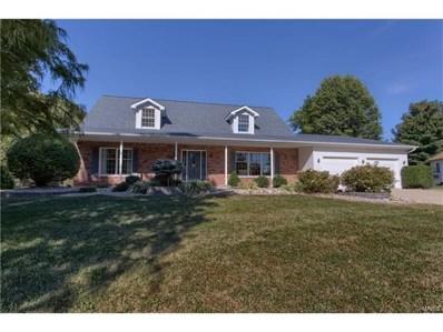 117 Drake Court, Edwardsville, IL 62025 - #: 17078843
