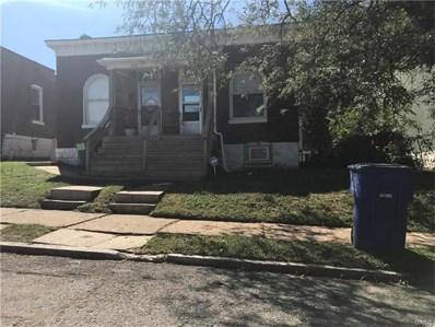 6632 McCune Avenue, St Louis, MO 63139 - MLS#: 17078916