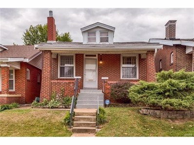 5202 Delor Street, St Louis, MO 63109 - MLS#: 17079397