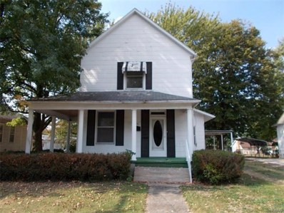 611 N St. Louis Street, Sparta, IL 62286 - MLS#: 17080058