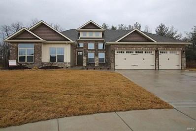 405 Briar Creek, Troy, IL 62294 - MLS#: 17080152
