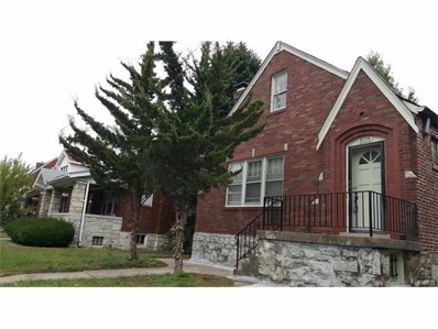 6138 Tennessee Avenue, St Louis, MO 63111 - MLS#: 17081229