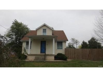 408 S Sparta Street, Steeleville, IL 62288 - MLS#: 17081610