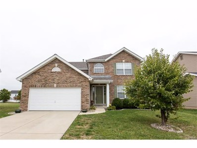 862 Saybrook Falls, Fairview Heights, IL 62208 - #: 17081698
