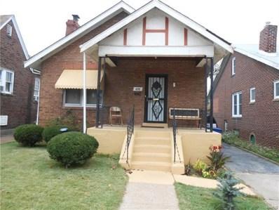 4111 N Dryden Avenue, St Louis, MO 63115 - MLS#: 17082019