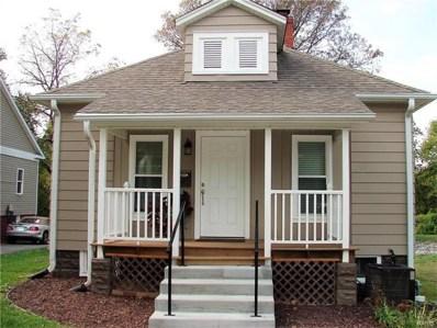 427 Home Avenue, Edwardsville, IL 62025 - #: 17082054
