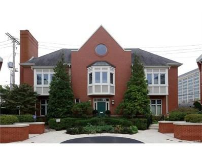 1 W Pine Court, St Louis, MO 63108 - MLS#: 17082126