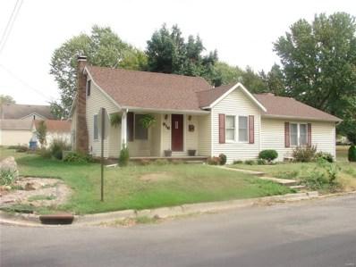 616 N Pine, Sparta, IL 62286 - MLS#: 17082277
