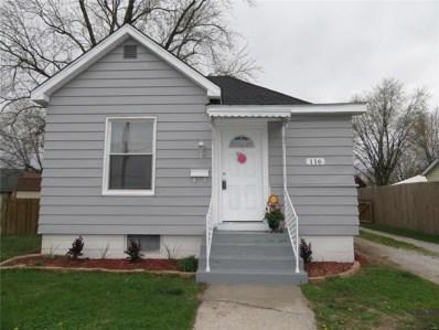 116 Belle, East Alton, IL 62024 - MLS#: 17082520