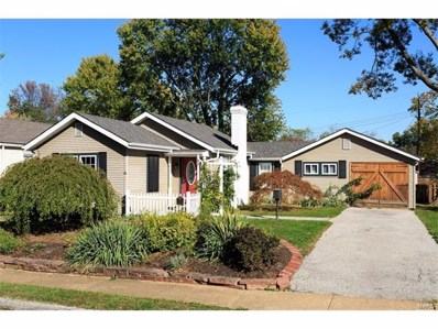 1214 Simmons Avenue, St Louis, MO 63122 - MLS#: 17082521