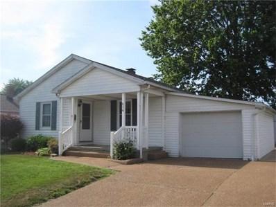 214 Rose Lane, Red Bud, IL 62278 - MLS#: 17082581